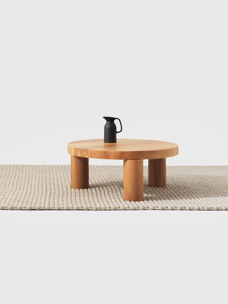 Offset Coffee Table