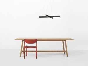 Image: uploads/2017_03/Resident_Cross_pendant_-_Hawk_table_-_Tangerine_chair.jpg