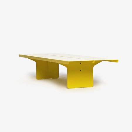 Flyover Table Long (Yellow)