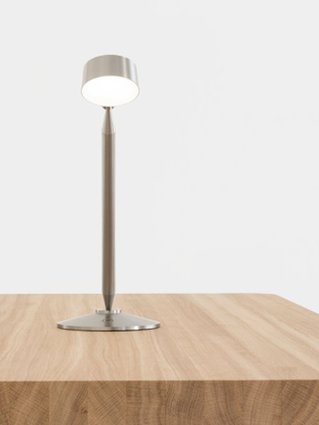 Buster Table Light (Brushed Nickel)