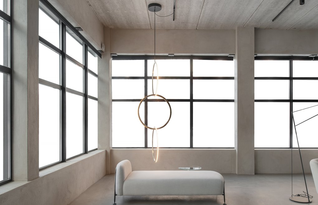 Circus 750 Pendant, Resident opens its first International Showroom in Stockholm