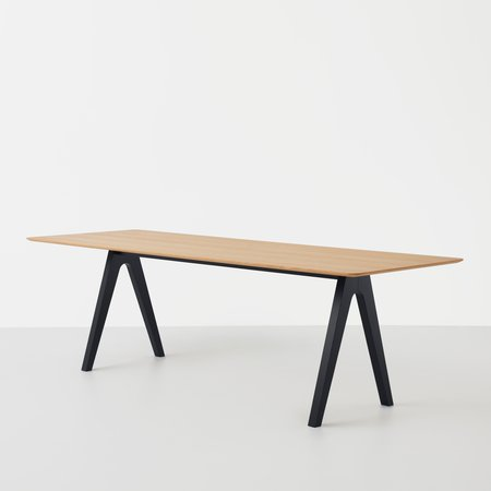 Scholar Table (Natural Oak)