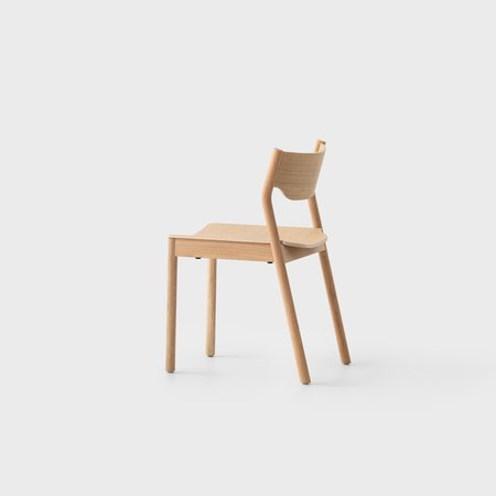 Tangerine Chair (Natural Oak)