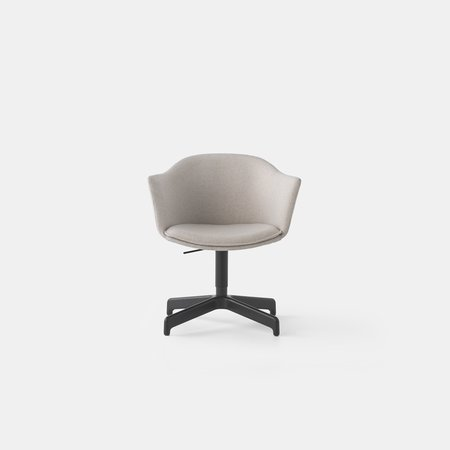 Felix Swivel Chair (Blk Base)