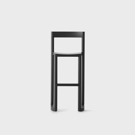 Pier Barstool (Barstool Blk Stained Oak)