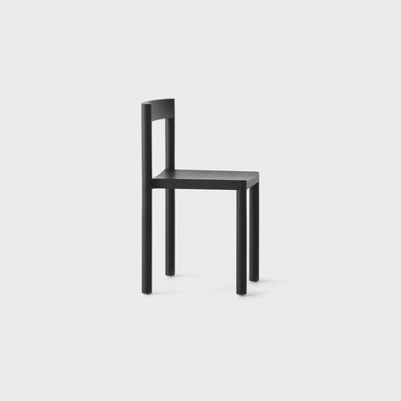Pier Chair (Black Stain Oak)