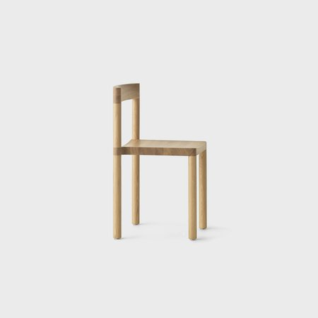 Pier Chair (Natural Oak)